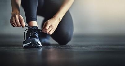 Bewegen is gezond en houdt je fit - kopie
